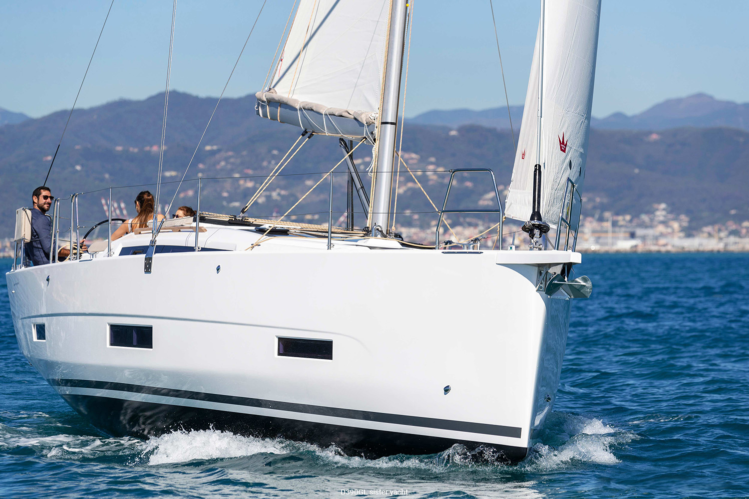 Dufour - Grand Large 390