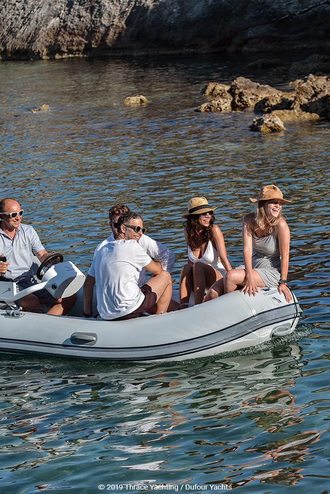 Dufour Catamaran 48  comfort 2